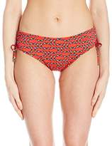 Anne Cole Women's Sunnies Alex Side Tie Bikini Bottom