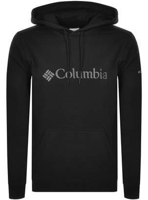 Columbia Basic Logo Hoodie Black
