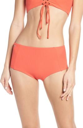 Maaji Cayenne Bardot Reversible Bikini Bottoms
