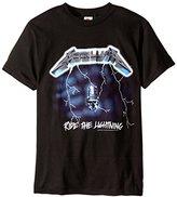 Bravado Men's Metallica Ride The Lightning T-Shirt