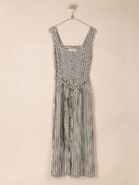 Indi&Cold - Dress Blue White Stripe - XL