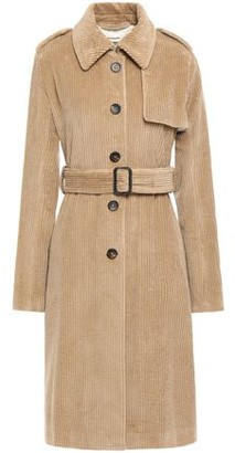 Masscob Jakob Belted Cotton-corduroy Coat