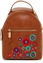 Steve Madden Jules Embroidered Backpack
