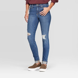 Universal Thread Women's High-Rise Skinny Jeans - Universal ThreadTM