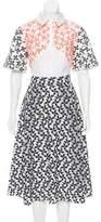 Tanya Taylor Mia Midi Dress