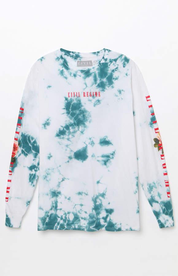 Civil Risen Washed Long Sleeve T-Shirt