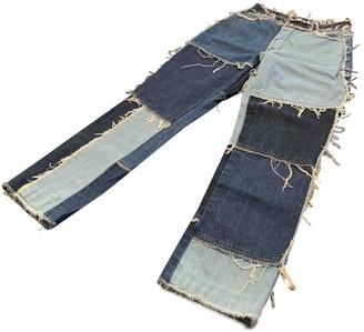 Jaded London Blue Denim - Jeans Jeans for Women