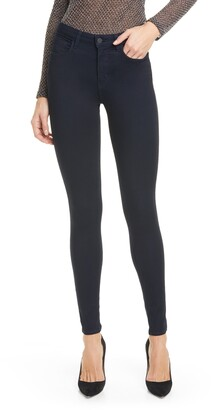 L'Agence Marguerite High Waist Skinny Jeans