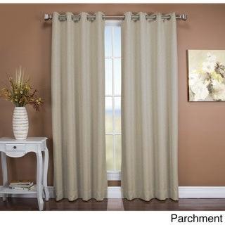 Ricardo Tacoma Double-Blackout Grommet Curtain Panel