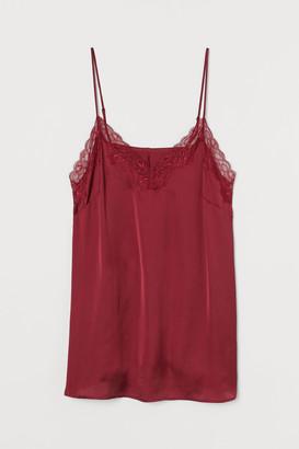 H&M H&M+ Satin Nightgown