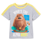 Children's Apparel Network 'Who's the Alpha Now?' Short-Sleeve Tee - Toddler & Boys