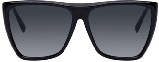 Givenchy Black Flat Top Sunglasses