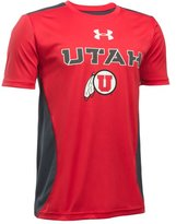 Under Armour Boys' Utah UA TechTM CB T-Shirt