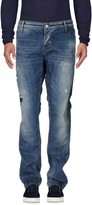 Manuel Ritz Denim pants - Item 42597190