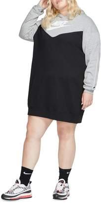 Nike Colourblock Sweatshirt Dress