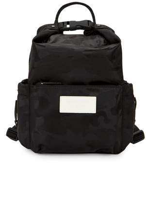 KENDALL + KYLIE Mini Logo Camouflage Backpack