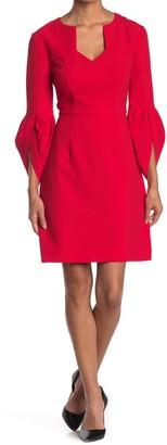 Trina Turk Covelo Bell Sleeve Dress