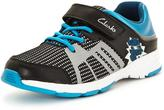 Clarks Boys Gloforms ReflectSpy Trainers Width Sizes Available