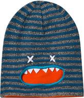 Barts Reversible Stripe Falka Monster Beanie