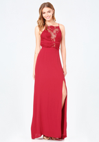 Bebe Stephania Maxi Dress