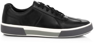 Vince Rogue Leather Sneakers
