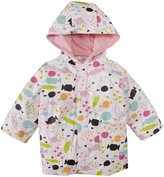 Magnificent Baby Sweet Treats Raincoat (Baby) - Pink-24 Months