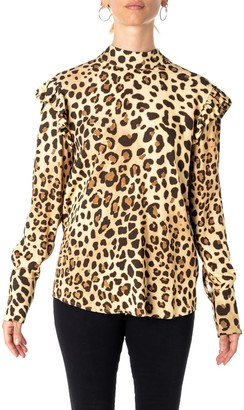 Blumarine Be Viscose Blouse