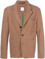 Paul Smith knitted blazer