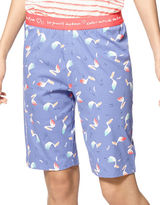 Hue Plus Pelican Dive Bermuda Shorts