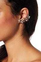 Marchesa Crystal Mismatch Crawler Earrings