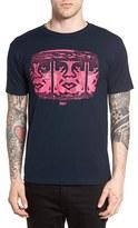 Obey Men's Channel Zero Graphic T-Shirt