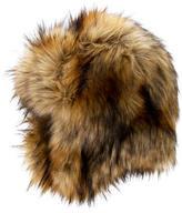 Kate Spade Faux Fur Trapper Hat