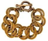 Stephen Dweck Double Curb Link Bracelet