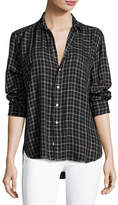 Frank And Eileen Eileen Button-Front Check Shirt