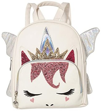 OMG! Accessories Fairy Queen Unicorn Mini Backpack