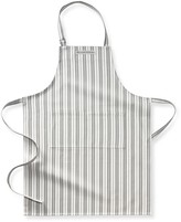 Williams-Sonoma Personalized Stripe Adult Apron, Grey