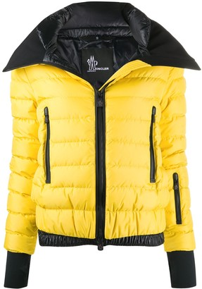 MONCLER GRENOBLE Long-Sleeve Puffer Jacket
