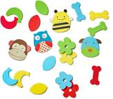 Skip Hop Zoo 20-pc. Mix & Match Foam Pals