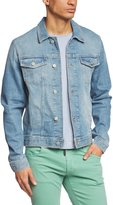 Jack and Jones Men's Denim Jacket Long Sleevejacket