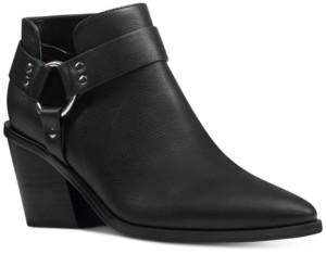 Nine West Spencer Harness Booties Women's Shoes