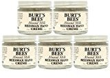 Burt's Bees Healthy Skin Almond Milk Beeswax Hand Crème 2 oz. Body Care (Pack of 5)
