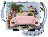 Mary Frances Pink Cadillac Handbag
