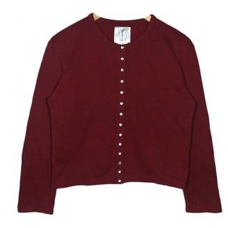 agnès b. Red Cotton Top for Women