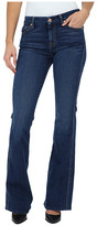 "7 For All Mankind A"" Pocket w/ Contrast A in Slim Illusion Stunning Seville"