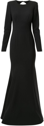 Rebecca Vallance Long Sleeved Gown