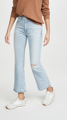 Citizens of Humanity Tailyn Mid Rise Flare Jeans