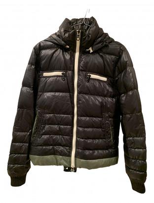 Duvetica Black Synthetic Jackets