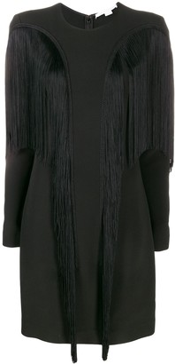 Stella McCartney Fringed Fitted Dress