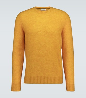 Brunello Cucinelli Mohair crewneck sweater