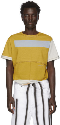 Eckhaus Latta Multicolor Atmospheric Lapped T-Shirt